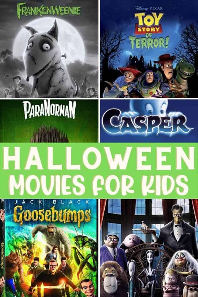 Halloween Movies for Kids (Must See Kid Friendly Halloween Movies)