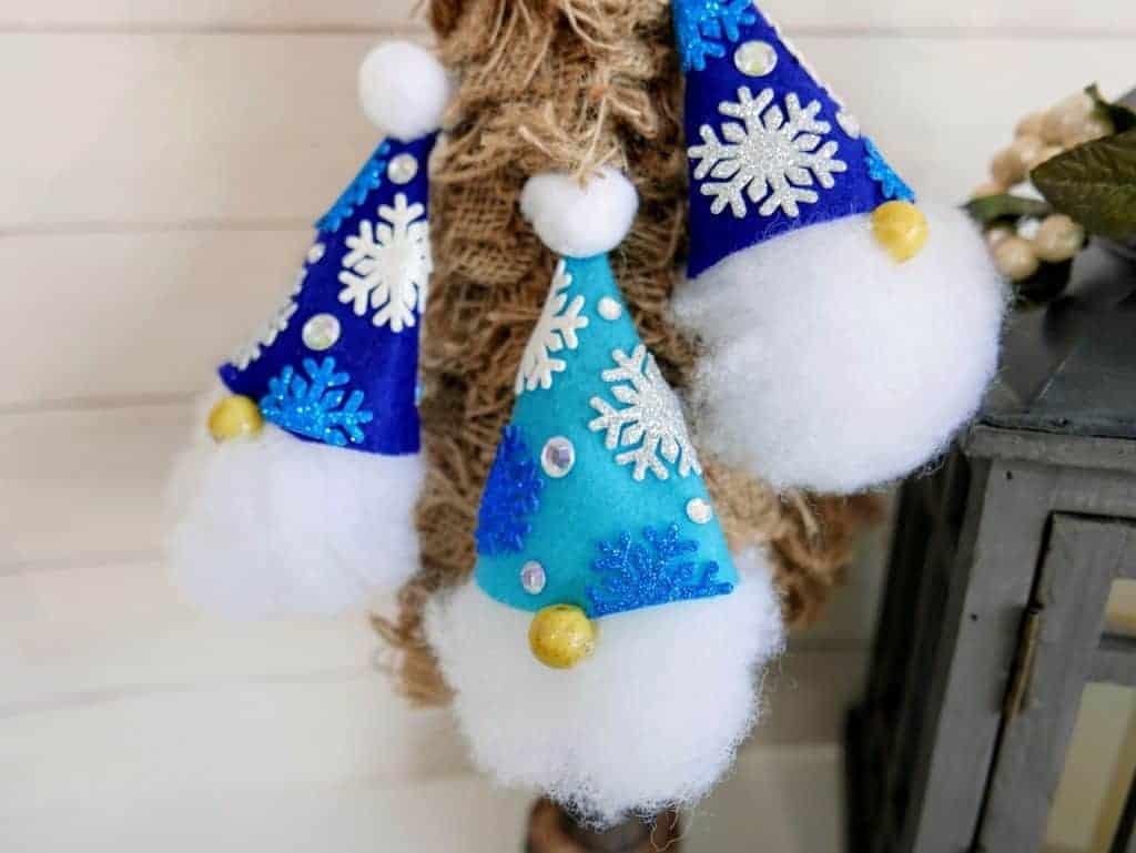 cute gnome ornaments
