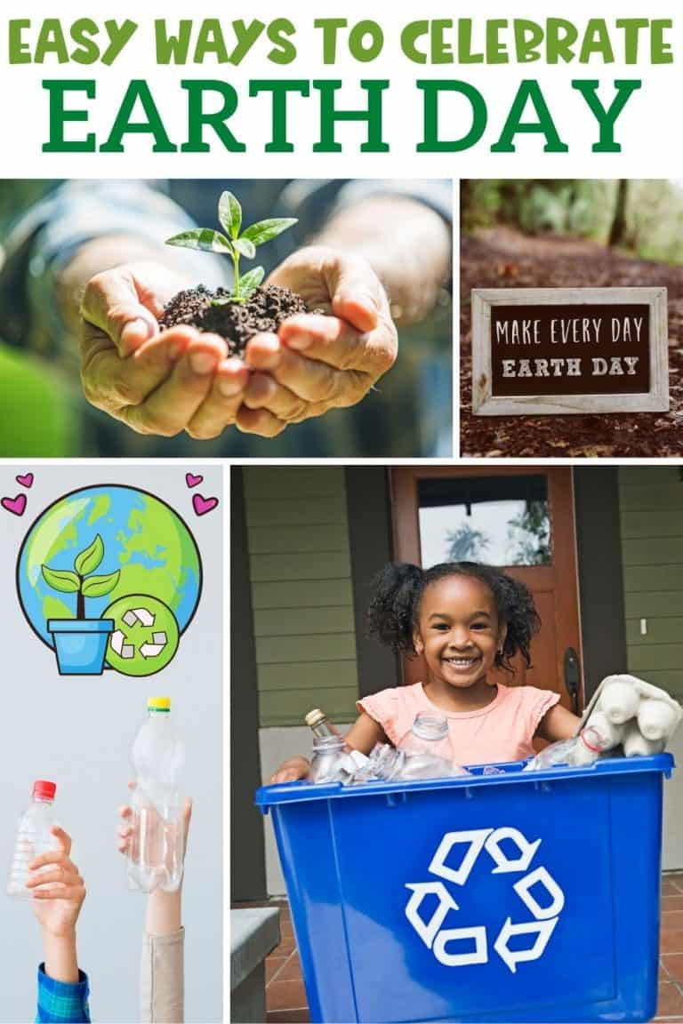 8 Easy Earth Day Activities for Work & Home for 2021