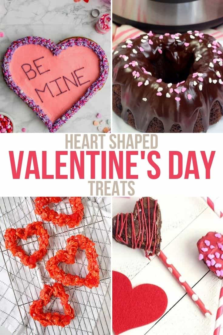 19 Heart-Shaped Food Ideas for Valentine's Day 2021