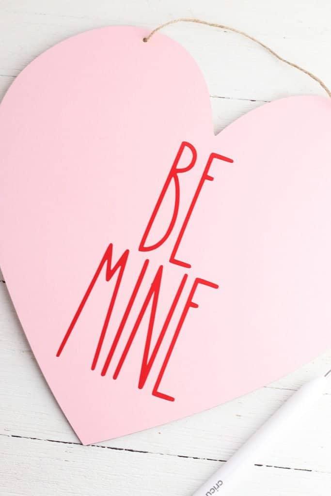 rae dunn be mine heart diy (7)