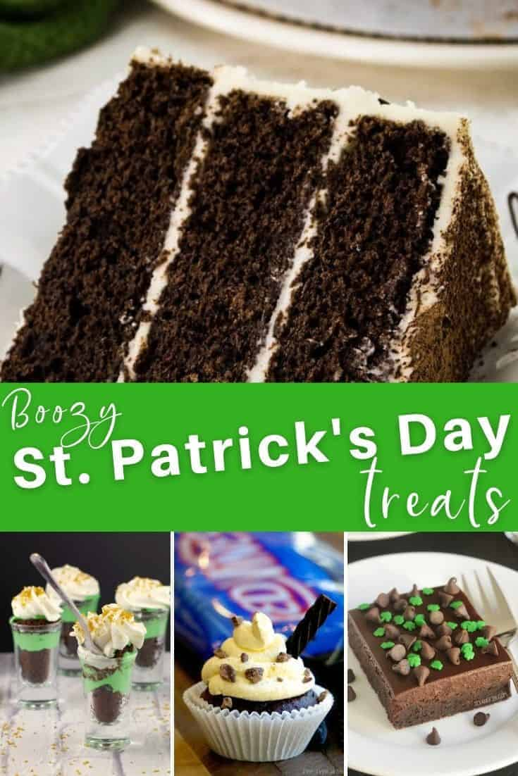 The Best Boozy St. Patrick's Day Desserts for a Deliciously Good Time