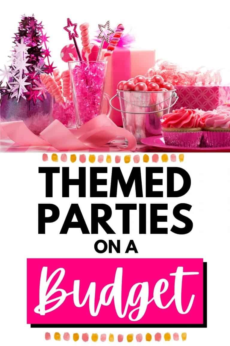How to Throw Themed Parties on a Budget
