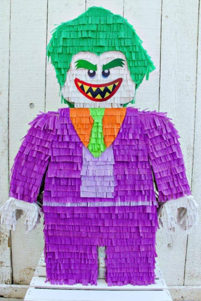 DIY Joker Pinata