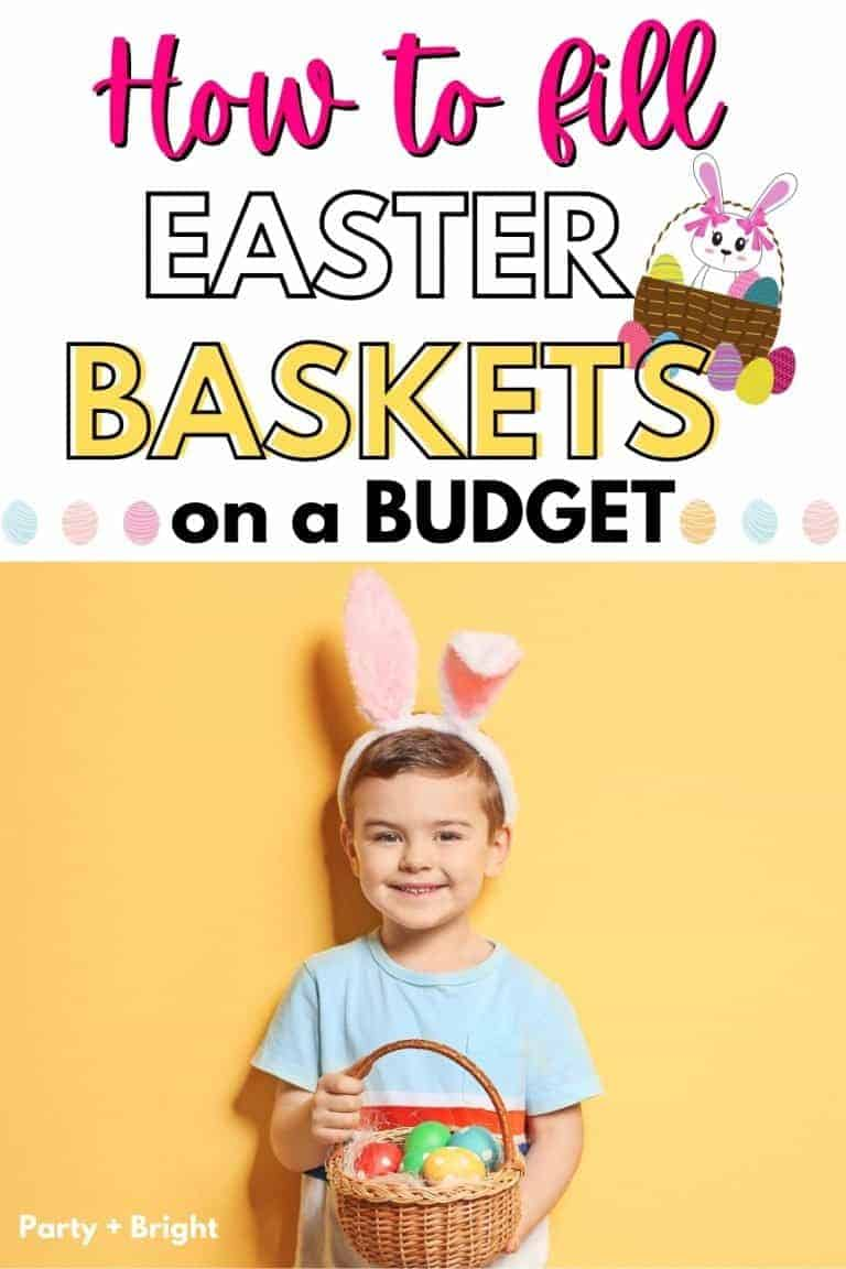 Budget-Friendly Easter Basket Filler Ideas for Kids