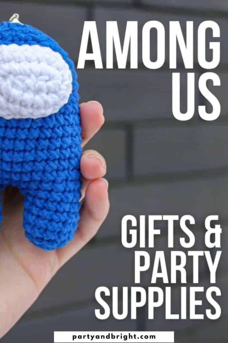 Awesome Among Us Gifts For Birthdays or Christmas