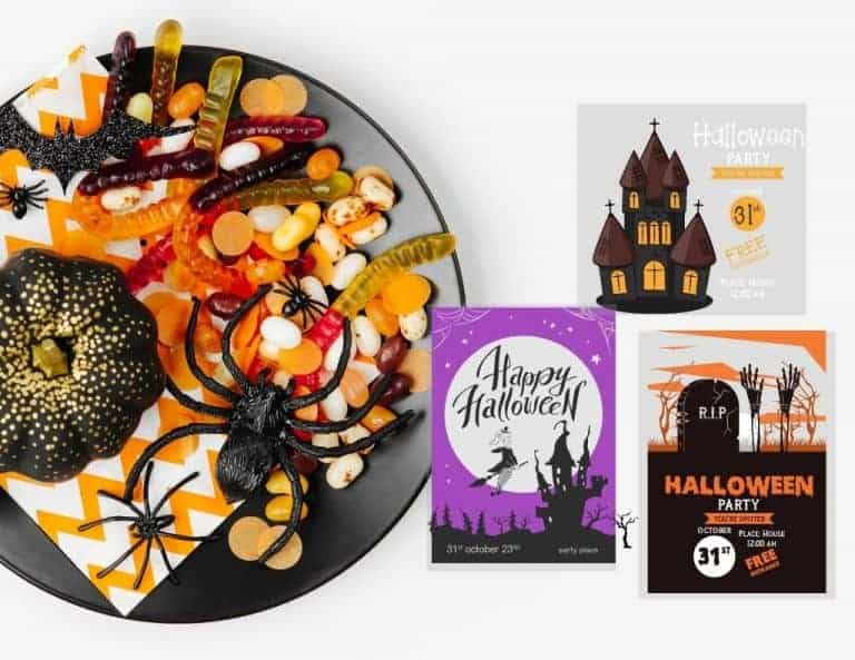 27 Spooky Halloween Party Invitation Wording Ideas