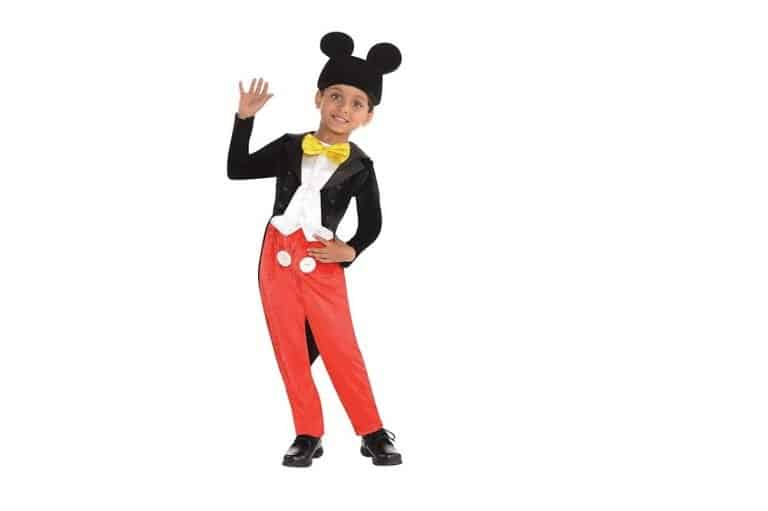 The Best Disney Costumes for Boys