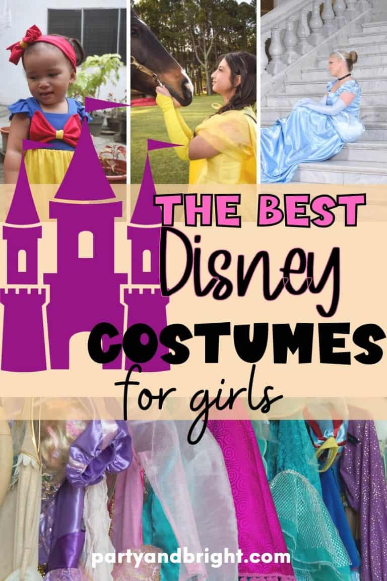 Adorable Disney Costumes for Girls