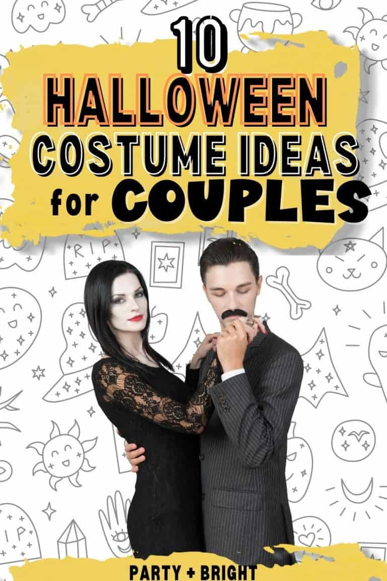 10 Fun Couples Costume Ideas for Halloween/Costume Parties