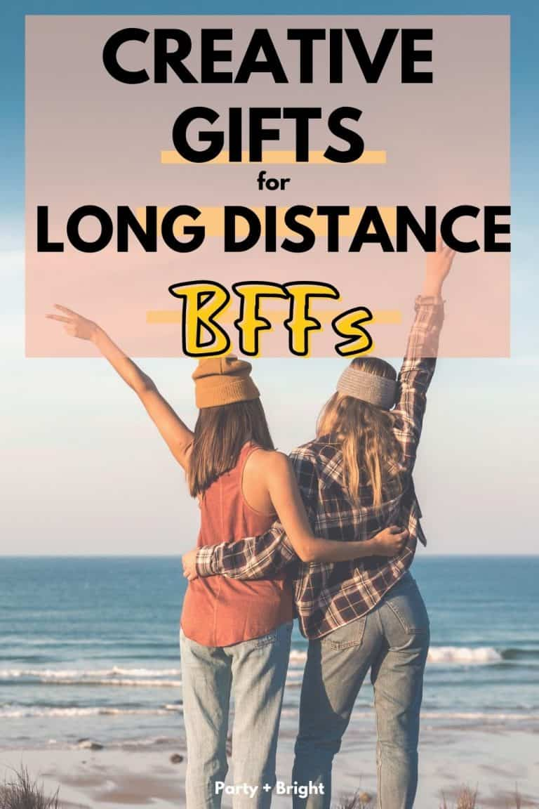 The Best Long Distance Friendship Gifts